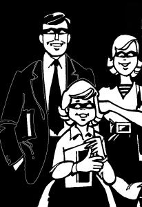 robar-en-familia