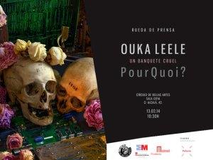 Ouka_Leele_Un_banquete_cruel_Pour_quoi