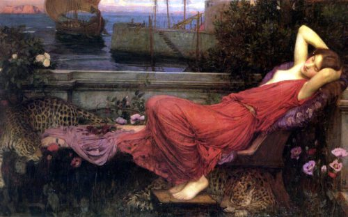 ariadne-john-william-waterhouse-1898