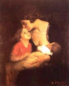 Maternidad. Roberto Pizano