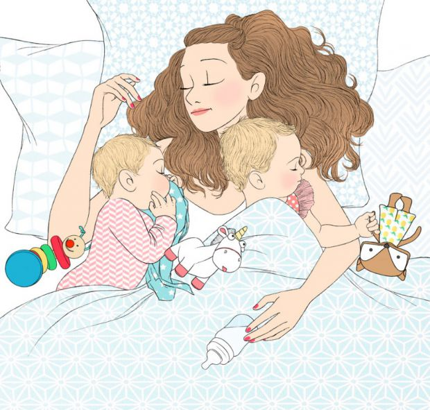 illustration-delphine-soucail-maman